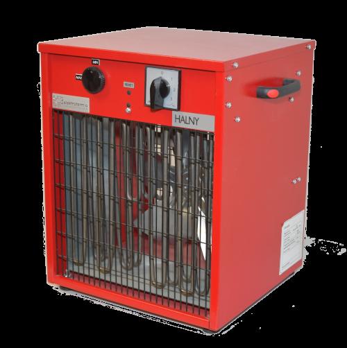 Nagrzewnica Elektrotermia Halny 7,5 kW